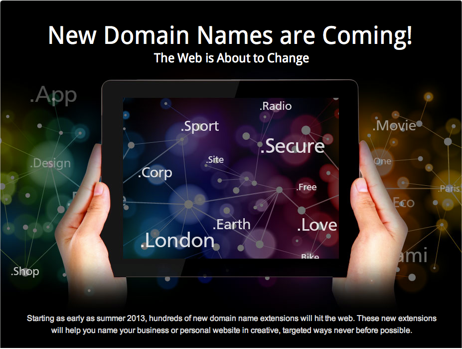 domain mới