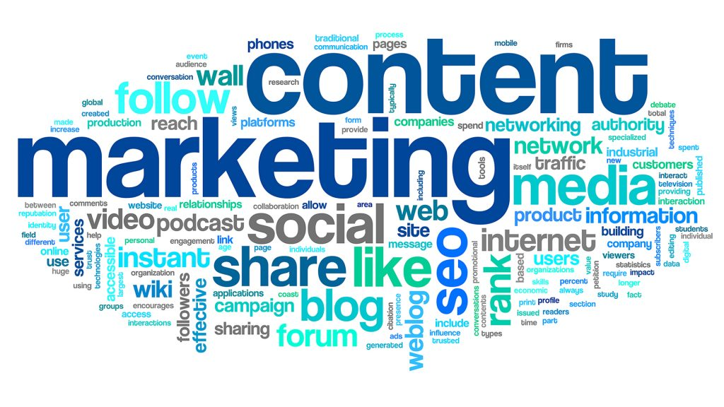 7 xu huong content marketing 2017